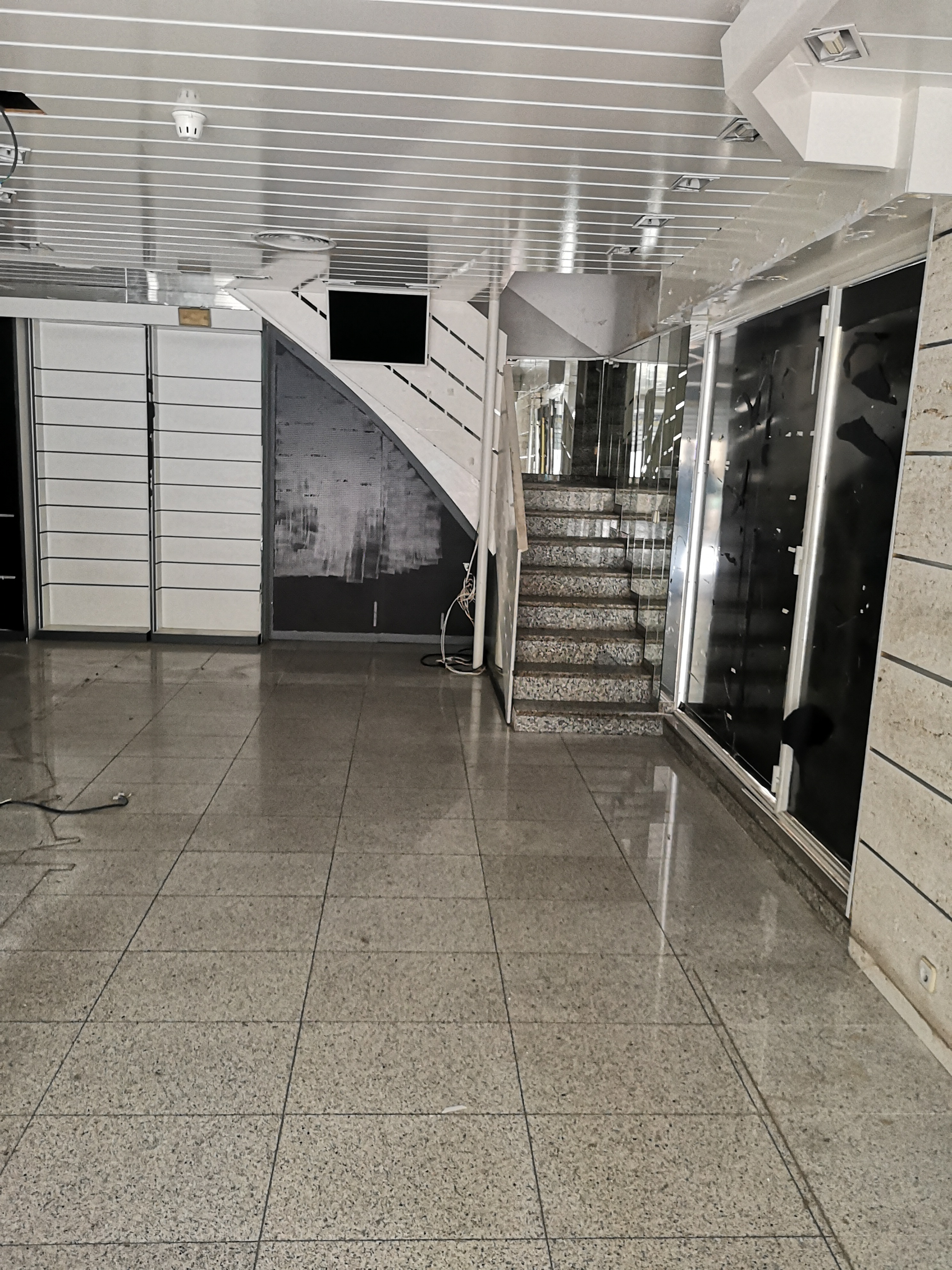 Local comercial al carrer de Mar